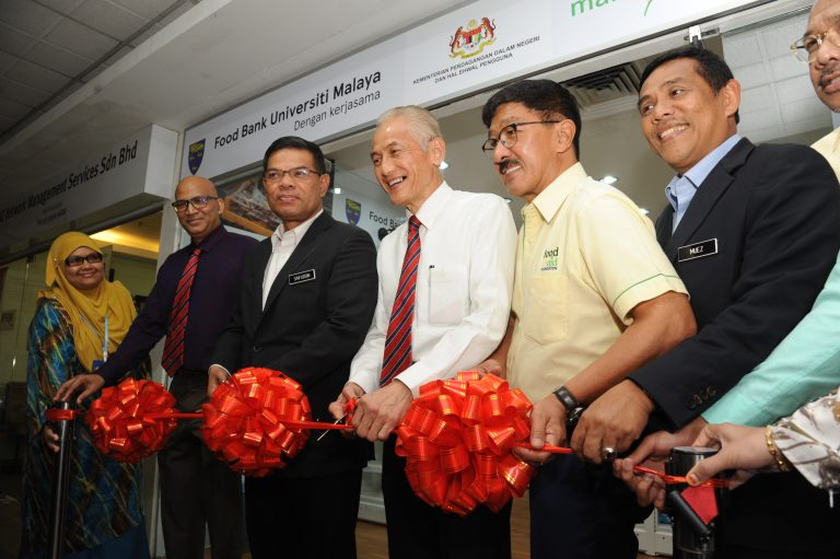 Universiti Malaya (UM) Food Bank Siswa Program Launching
