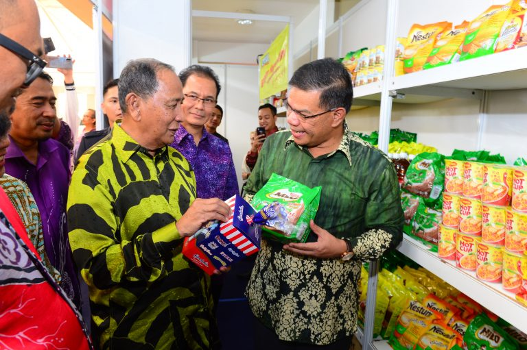 Universiti Utara Malaysia (UUM) Food Bank Siswa Program Launching