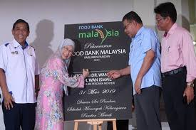 Food Bank Malaysia Program Launching