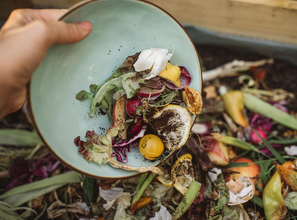 Time to get serious about food waste