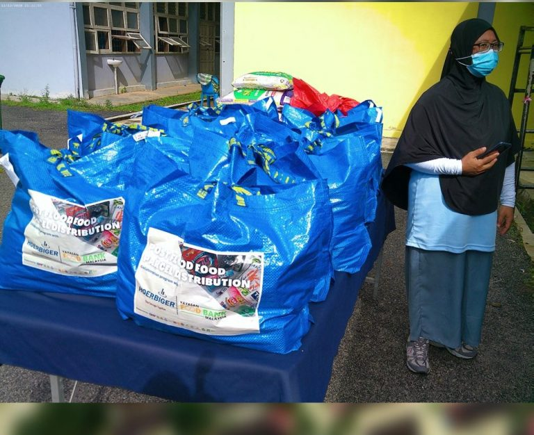 Yayasan Food Bank Malaysia Post-Flood Relief Mission With HOERBIGER